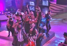 BBB19 - Festa Arte/TV Globo