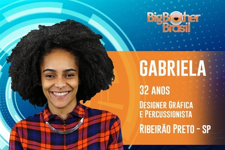 BBB19 - Gabriela (Reprodução/TV Globo)