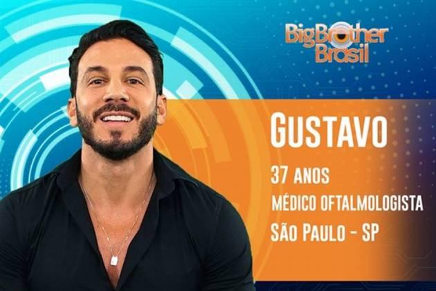 BBB19 - Gustavo (Reprodução/TV Globo)