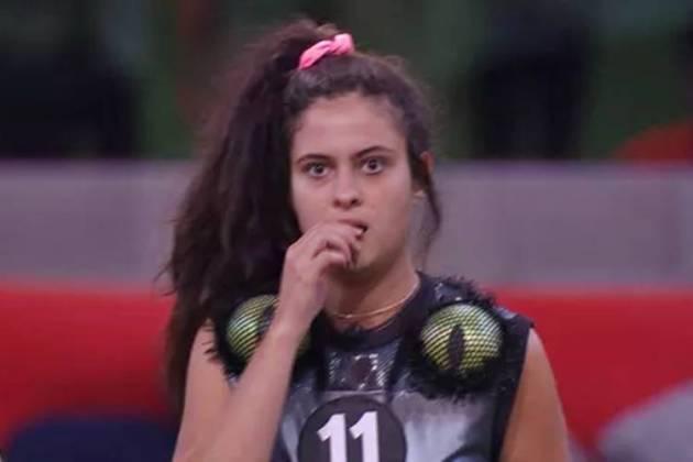 BBB19 - Hana Líder (Reprodução/TV Globo)