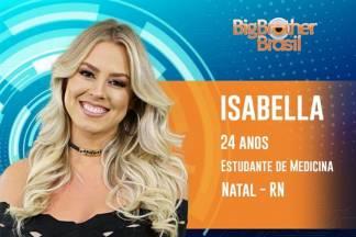 BBB19 - Isabella (Reprodução/TV Globo)