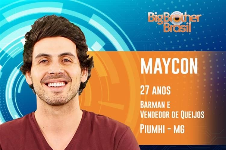 BBB19 - Maycon (Reprodução/TV Globo)
