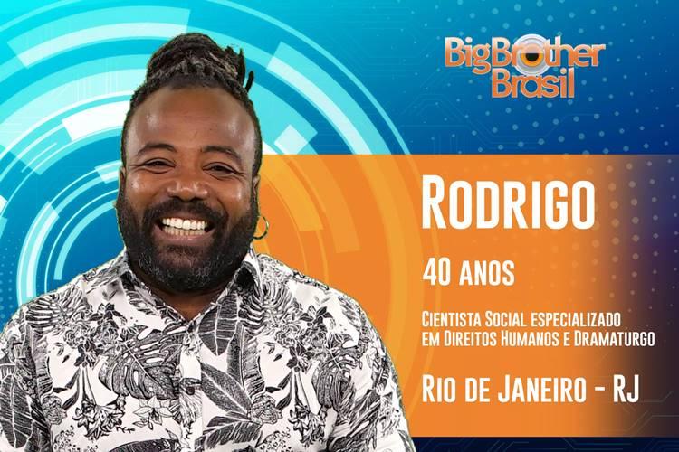 BBB19 - Rodrigo (Reprodução/TV Globo)