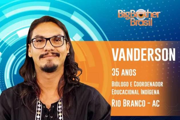 BBB19 - Vanderson (Reprodução/TV Globo)