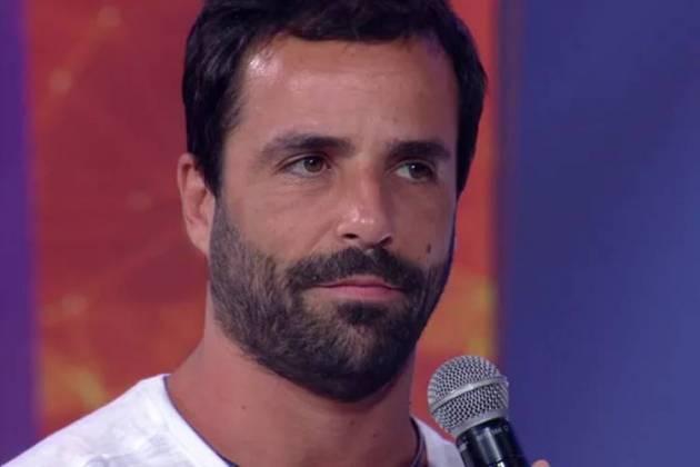 BBB19 - Vinicius eliminado (Reprodução/TV Globo)