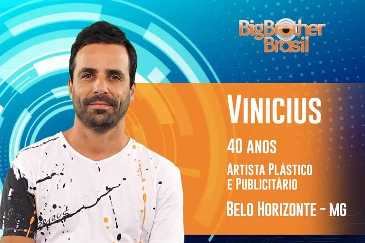 BBB19 - Vinicius (Reprodução/TV Globo)