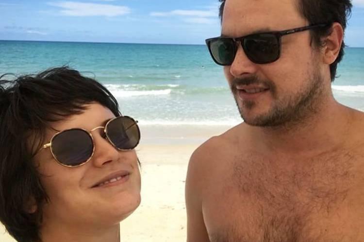 Bianca Bin e Sérgio Guizé curtem dia romântico e afastam rumores