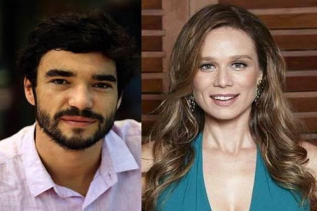"""Caio Blat relembra namoro com Mariana Ximenes: """"meu ..."""