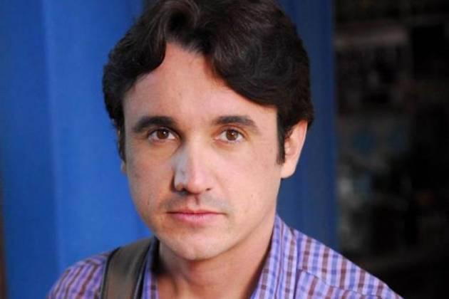 Caio Junqueira (Foto: TV Globo)
