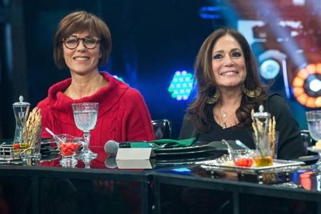 Christiane Torloni e Susana Vieira (Globo/Fábio Rocha)