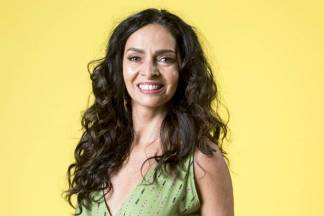 Claudia Ohana ( Globo/João Cotta)