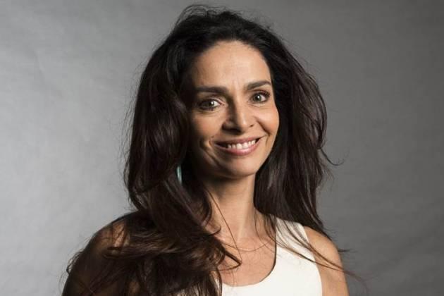 Claudia Ohana (Foto: TV Globo)