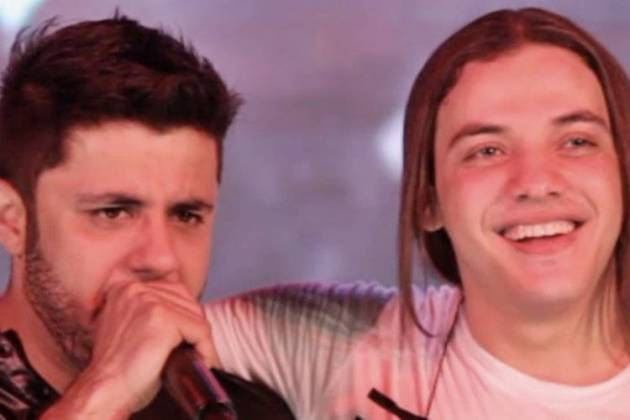 Cristiano Araújo e Wesley Safadão/Instagram