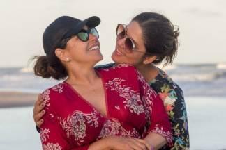 Daniela Mercury e Malu Verçosa/Reprodução
