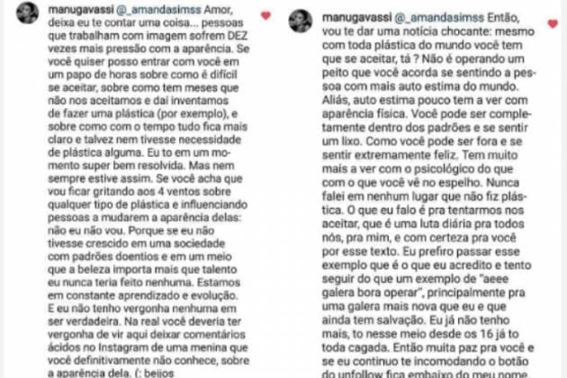 Manu Gavassi/Instagram