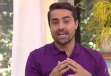 Ricardo Pereira - Reprodução/TVGlobo