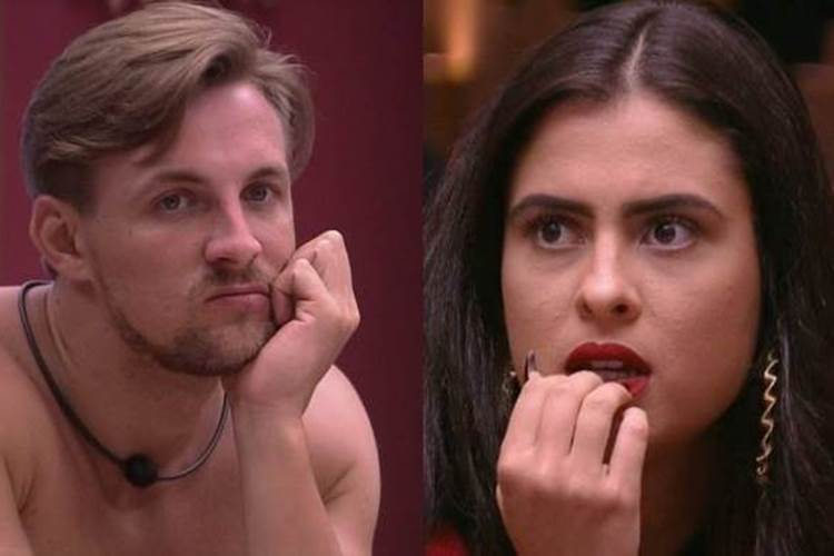 BBB19: Irritado, Diego dispara críticas contra Hana