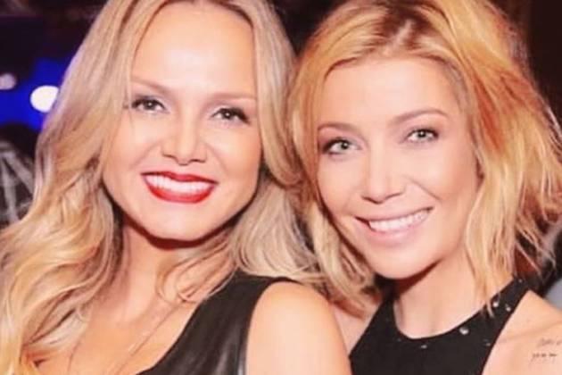 Eliana e Luiza Possi/Instagram