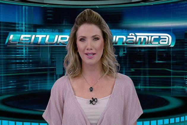 Érica Reis (Foto: RedeTV!)