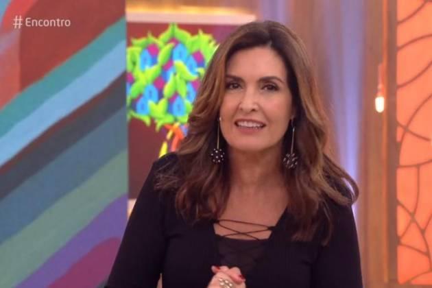 Fátima Bernardes - Reprodução/TV Globo