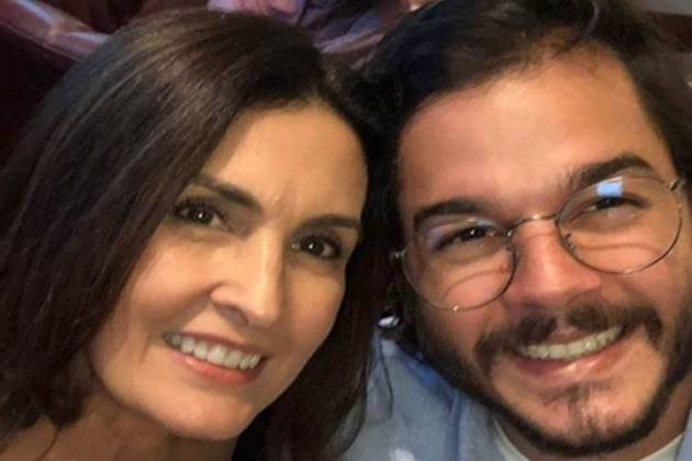 Fátima e Túlio (Foto: Instagram)
