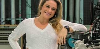 Fernanda Gentil (Foto: TV Globo)