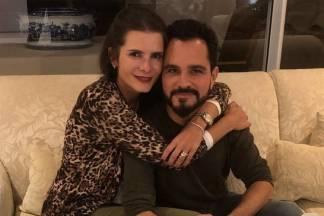 Flávia Camargo e Luciano Camargo