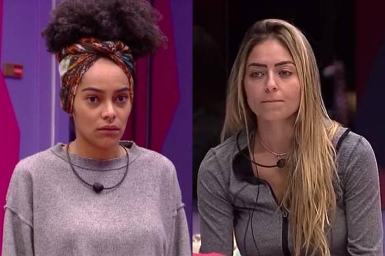 BBB19: Gabriela rebate comentário de Paula: 'Ruim é preconceito'
