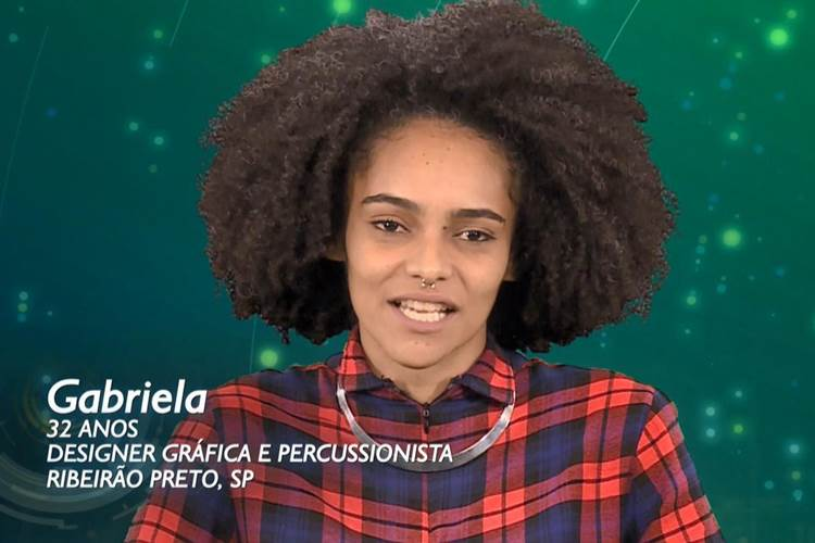 Gabriela ganha declaração da ex-namorada antes de entrar no 'BBB 19'