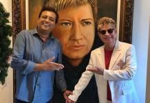 Geraldo Luis e Roberto Leal/Instagram