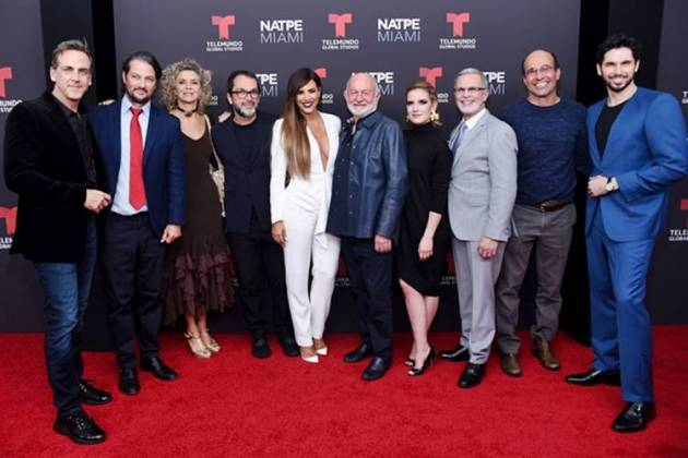 Globo e Telemundo lançam Jugar con Fuego no Natpe 2019 (Jonatan Estevez Photography)