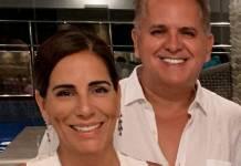 Glória Pires e Orlando Morais/Reprodução