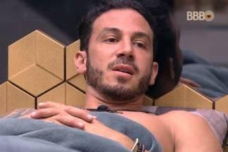 Gustavo (Foto: TV Globo)