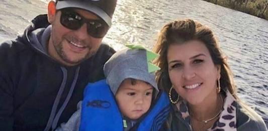 Jorge com a família/Instagram
