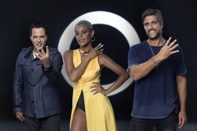 Jurados - The Four (Edu Moraes/Chahestian/Record TV)