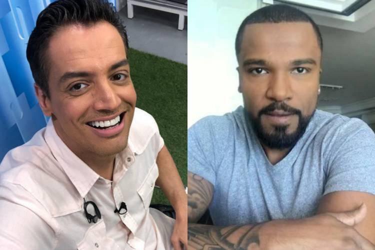 Na web, Léo Dias se pronuncia sobre polêmica com Alexandre Pires
