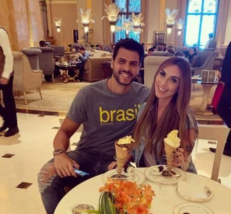 Marcelo Bimbi e Nicole Bahls - Reprodução/Instagram