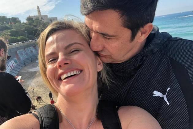 Maria Cândida e Mauro/Reprodução