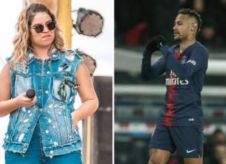 Marília Mendonça e Neymar Jr/Reprodução