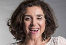 Marisa Orth (Foto: TV Globo)