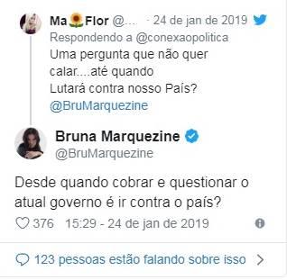 Bruna Marquezine (Foto: Twitter)