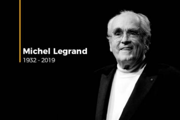 Michel Legrand - Reprodução/Instagram