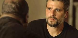O Sétimo Guardião - Padre Ramiro e Gabriel (Reprodução/TV Globo)