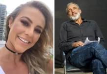 Paolla Oliveira e Rogério Gomes - Montagem/ÁreaVipPaolla Oliveira e Rogério Gomes - Montagem/ÁreaVip