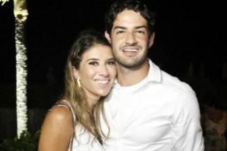 Rebeca Abravanel e Alexandre Pato - Fred Pontes/Divulgação