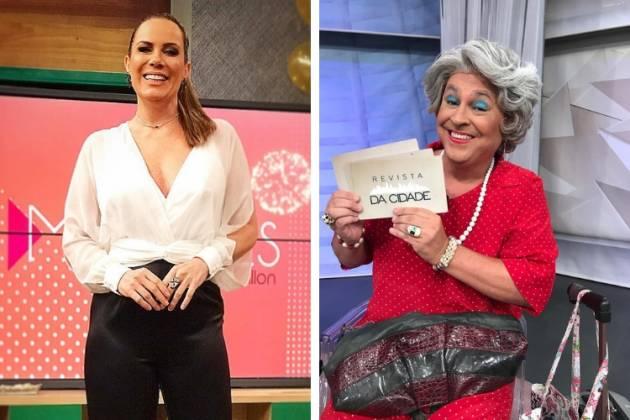 Regina Volpato e Tia - Arte AreaVIP