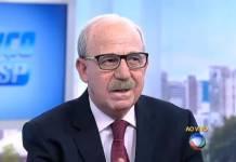 Renato Lombardi - Reprodução/Record TV