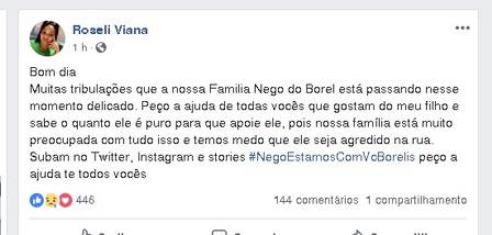Roseli Viana (Foto: Facebook)
