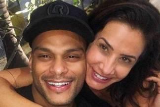 Scheila Carvalho e Tony (Foto: Instagram)