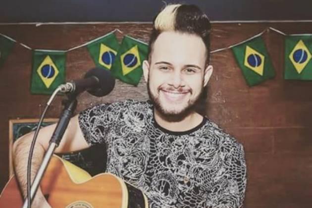 Cantor Renan Barbosa - Reprodução/Instagram